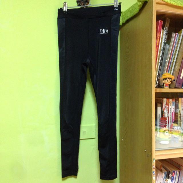 (全新免運)iFit女性專用壓力褲S