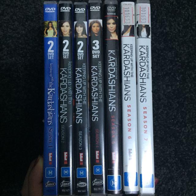 Keeping Up With The Kardashians Season 1-7