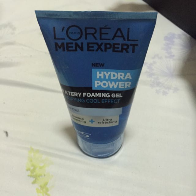 Loreal Hydra Power for men