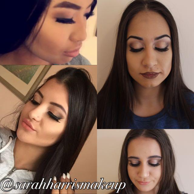 Makeup Artist !