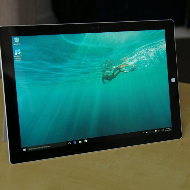 Microsoft Surface Pro 3 + Accessories