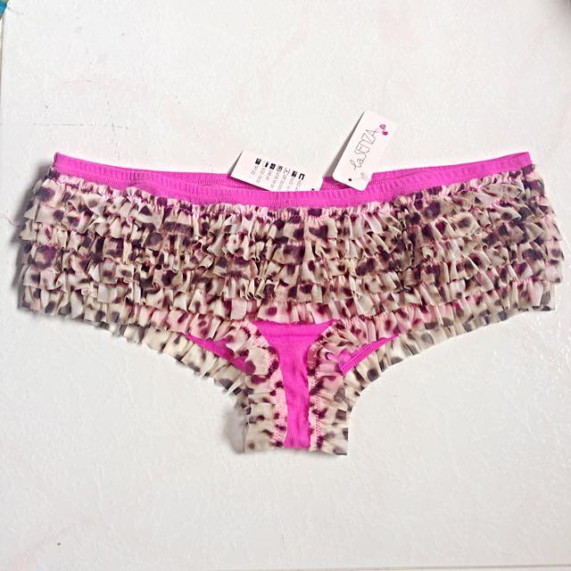 Hot Leopard Panties Gif