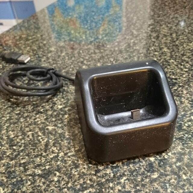 pda 手機傳輸充電底座