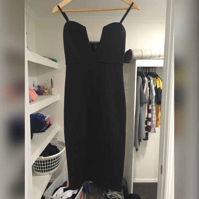 •PENDING• Popcherry Black Dress