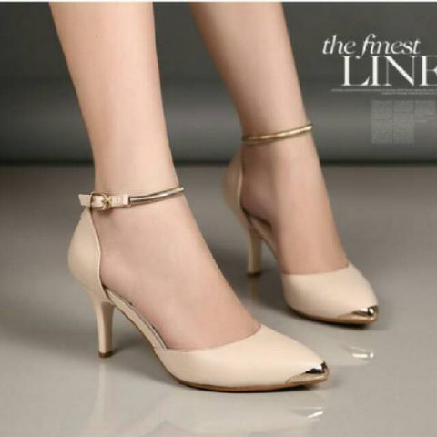 489a38a649c Sandal High Heels Wanita Sepatu Sandal Wanita SDH24