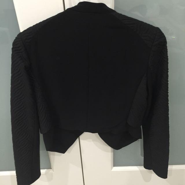 Sheike Cute Black Blazer - Size 10