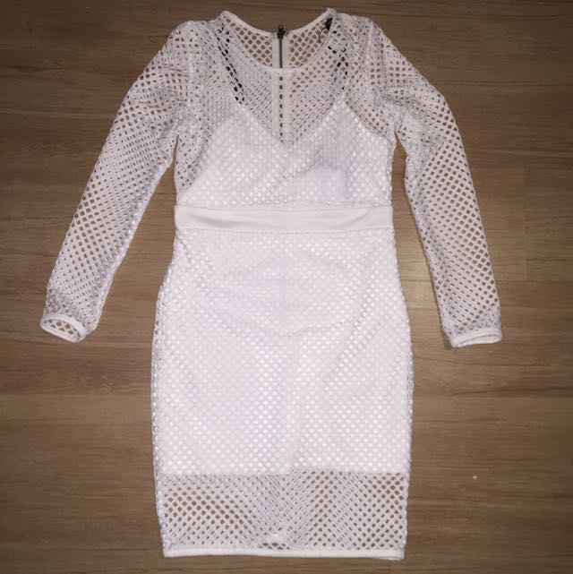 Size 12 White Dress
