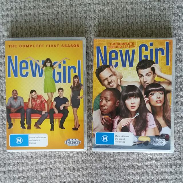 The New Girl - Seasons 1 and 2