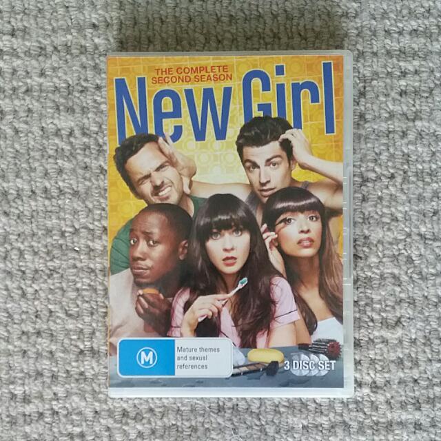 The New Girl - Seasons 1 and 2
