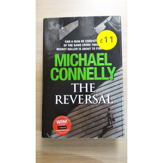 The Reversal - Michael Connelly (Import, Hard Cover)