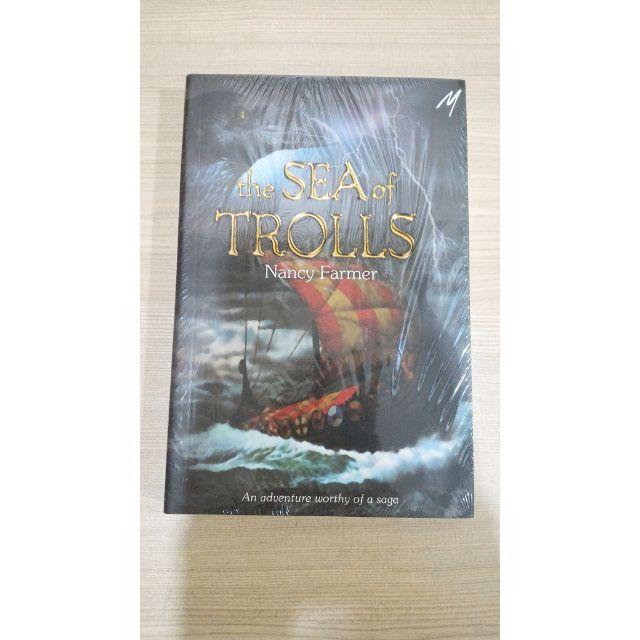 The Sea Of Trolls - Nancy Farmer