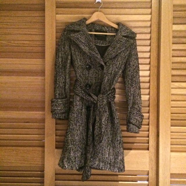 Thigh Length Coat