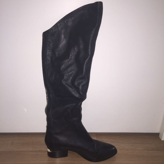 Tony Bianco Knee High Boots (9)