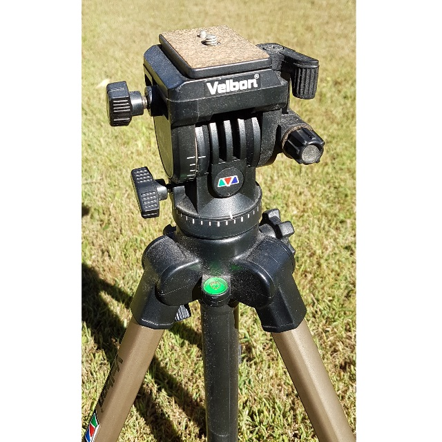 Velbon CX 586 Adjustable Tripod