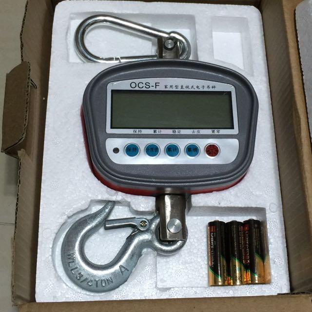 YouSheng OCS-F Portable Crane Scale