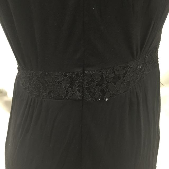 👗Yumi Cute Lil Black Dress Size 10