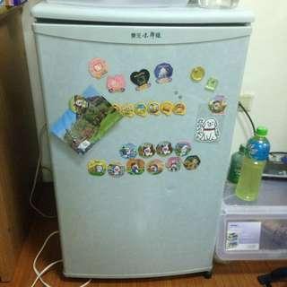 東元單門冰箱 二手