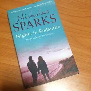 Nicholas Sparks - Nights in Rodanthe