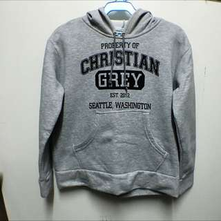 Fifty Shades Of Grey Themed Hoodie
