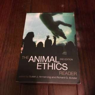 Animal Ethics Textbook