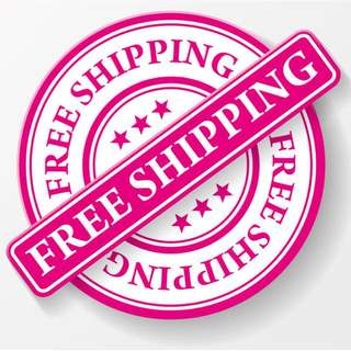 FREE POSTAGE/DELIVERY