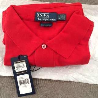 New Polo By Ralph Lauren Shirt - XXL