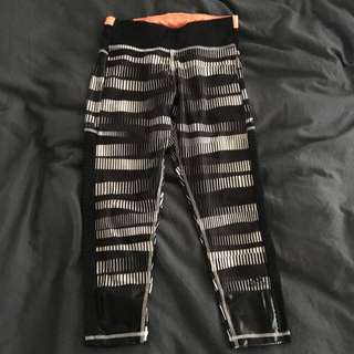 Adidas Cropped Active Tights
