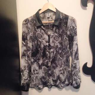 BETTINA LIANO Snake Shirt (10)