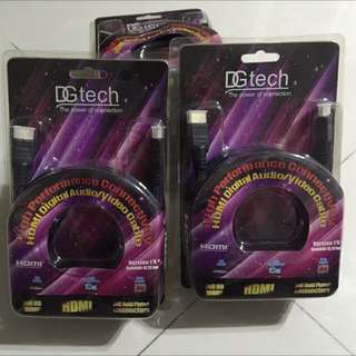DG Tech High Quality HDMI Cable