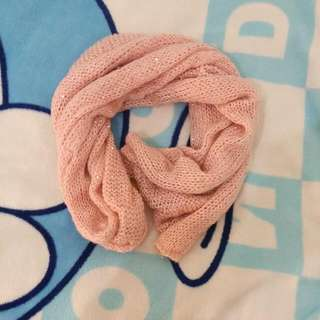 **New** Baby Pink Scarf