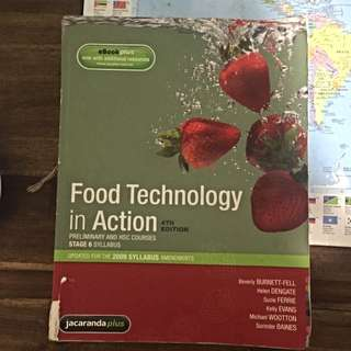 HSC Food Tech Textbook