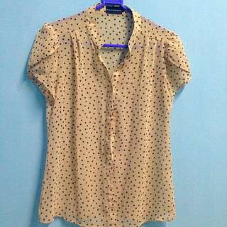 The Executive - Woman Blouse Size M