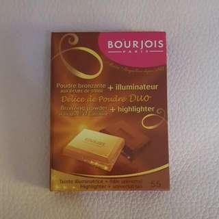 Bourjois Bronzing Powder + Highlighter