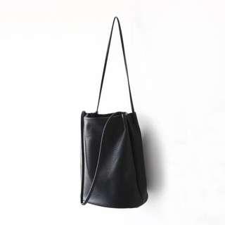 清倉特賣👄荔枝皮簡約側背包