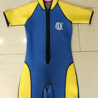 Good quality thermal swimwear