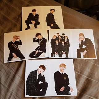 BTS Global Official Fanclub A.R.M.Y 3rd Term Membership Photo Card