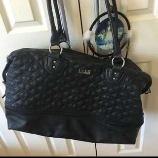 Kate Hill Overnight Bag New Condition