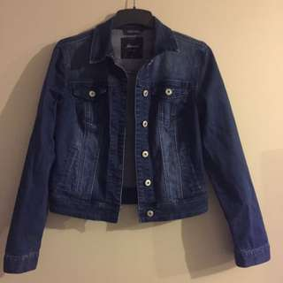 Classic Fit Denim Jacket