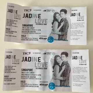 Jadine Love (The World Tour)