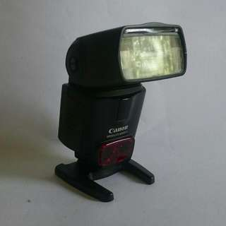 Canon Flash Speedlite 430 Ex II