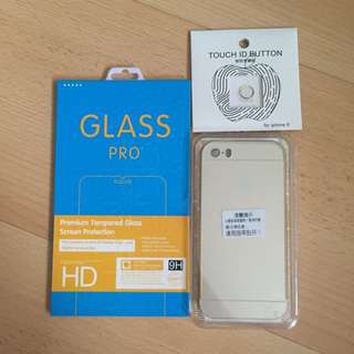 iPhone 5 5S Screen Protector Cover