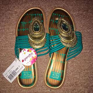 Grendha Shoes Size 7
