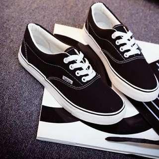 韓版帆布鞋