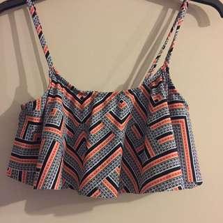 Layer Bikini Top