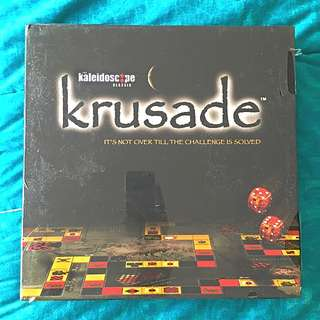 Krusade Board Game