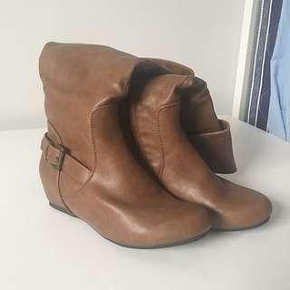 High Top Betts Boots