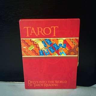 Tarot Cards & Book