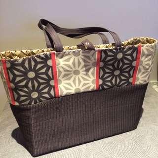 Modern Woven Bag