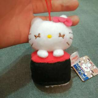 Hello Kitty 壽司造型細公仔