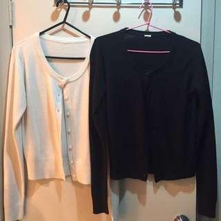 Black & White Cardigan Bundle